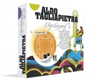 "Cover Album ""unplugged"" di Aldo Tagliapietra"