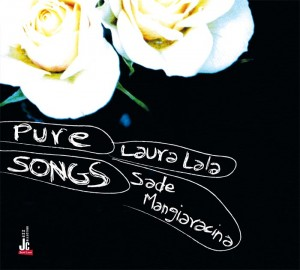 Laura Lala - Pure Songs - cd cover