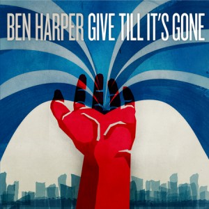 ben harper - give till it's gone - cover album