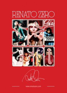 cover Sei Zero di Renato Zero