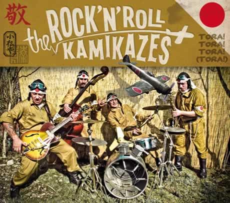 kamikazes - cover