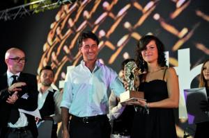premiazioni INTO 2010