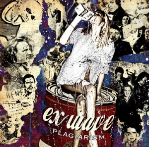 EX.WAVE - plagiarism - cd cover
