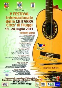 Festival Internazionale della Chitarra - Fiuggi - 2011
