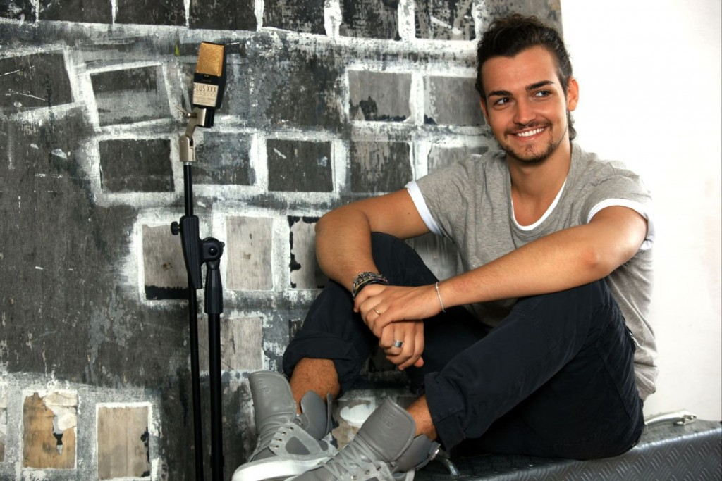Valerio Scanu - dall'alto Studio