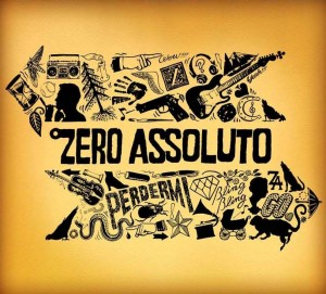 zero assoluto - perdermi - cover album