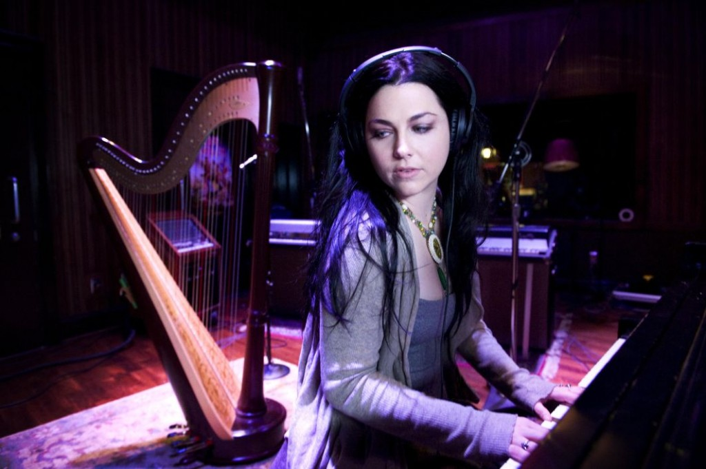 Evanescence, photo by David McClister