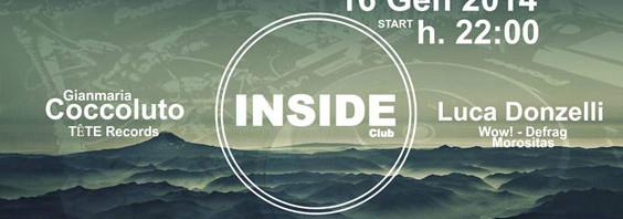 INSIDE Club: Gianmaria Coccoluto e Luca Donzelli