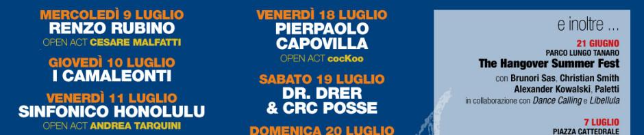 ASTIMUSICA 19: Asti-Piazza Cattedrale, dal 9 al 25 Luglio