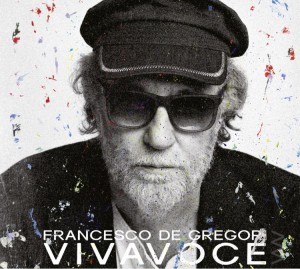 Francesco De Gregori - VIVAVOCE cover CD
