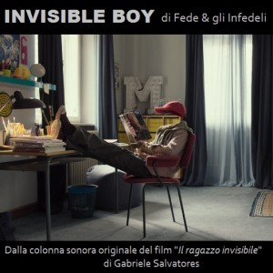 Invisible Boy cover