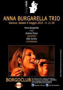 Anna Burgarella Trio