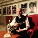 """MUSICA: Il sassofonista italiano Paolo Recchia vince il primo premio al """"Festivalul International de Jazz """"Johnny Raducanu"""" a Brăila in Romania svoltosi dal 16 al 18 ottobre."""