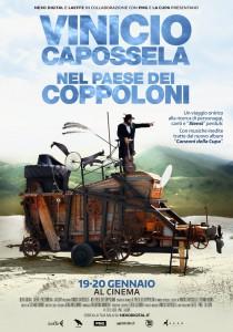 Vinicio Capossela: Nel paese dei coppoloni, poster film