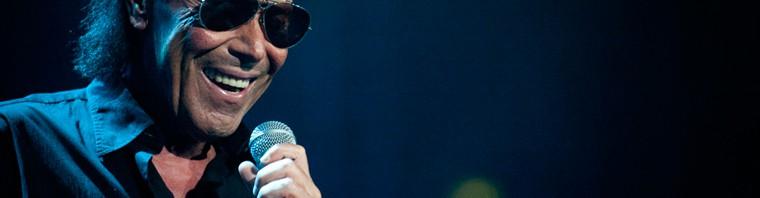 Antonello Venditti: live a Villa Bertelli con il meglio della carriera