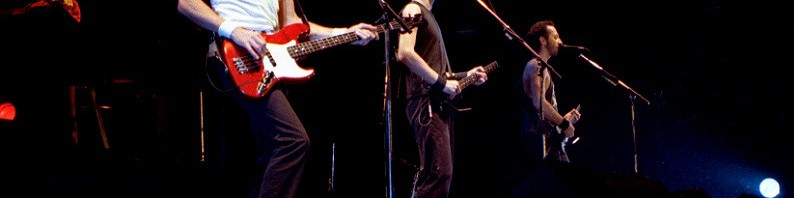 Waterline al Piper Club: il 10 giugno tributo ai Dire Straits