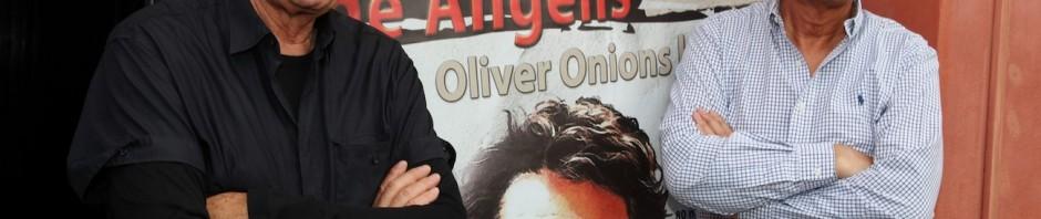 Oliver Onions insieme per un concerto a Budapest dedicato a Bud Spencer
