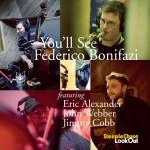 """""""You'll See"""" il nuovo album del pianista jazz Federico Bonifazi registrato negli Stati Uniti con Jimmy Cobb"""