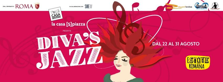 Diva's Jazz: dal 22 al 31 agosto alla Casa Internazionale delle Donne di Roma la rassegna jazz al femminile