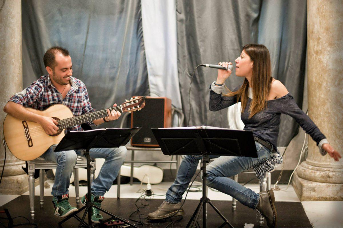 """Jerì & Barsali """"MEZZANOTA"""" live project. Lunedì 18 settembre ore 20 Fattoria dei Barbari Partino Palaia (PI),"""