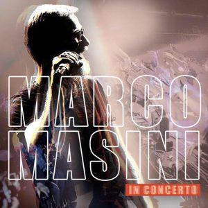 Cover Marco Masini in concerto
