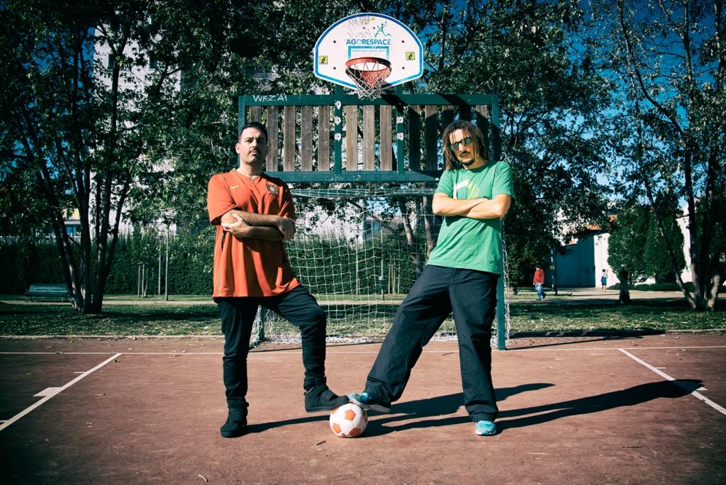 KG Man e Raina (foto Andrea Santorum)