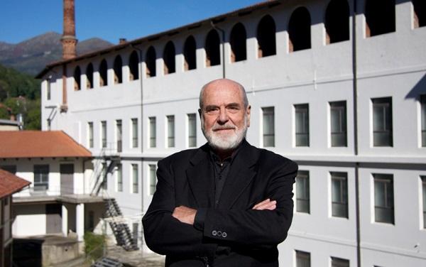 Michelangelo Pistoletto inaugura Diplomacy. VIII Festival della Diplomazia
