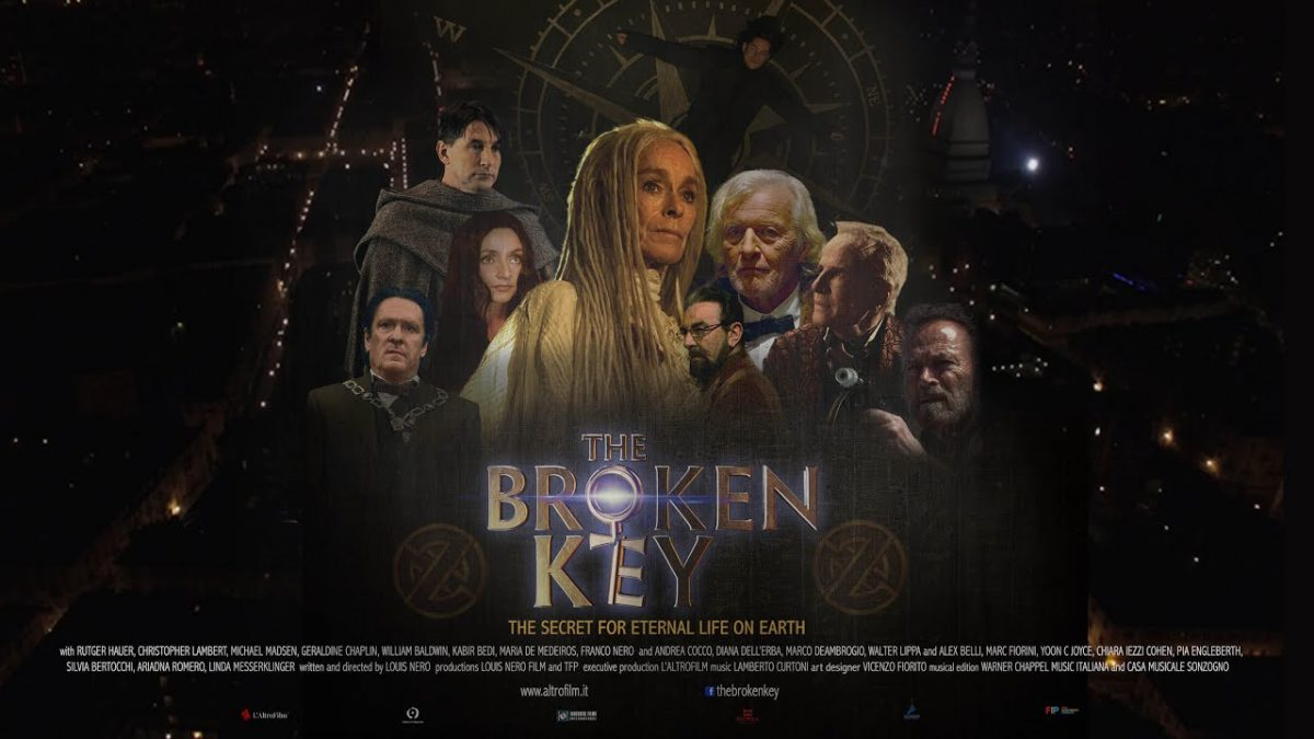 The Broken Key, la colonna sonora è di Lamberto Curtoni