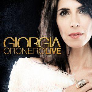 Giorgia Cover Oronero Live