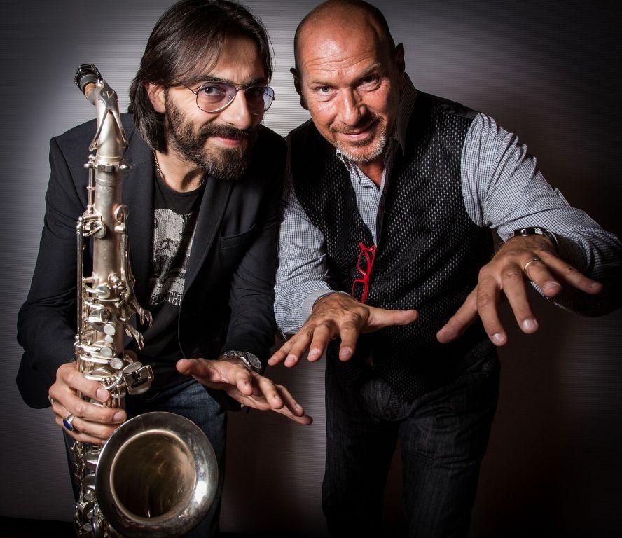 Max Ionata e Dado Moroni
