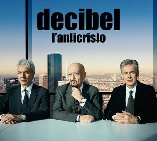 decibel - anticristo - cover album