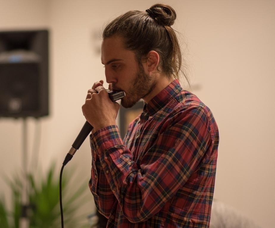 Yotam Ben-Or, l'armonica che fa impazzire New York raddoppia all'Elegance