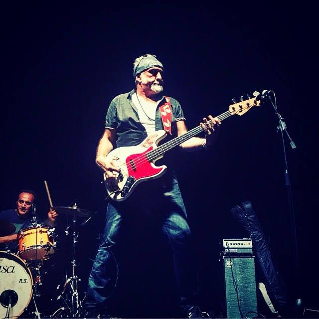 """Rigo – nuovi appuntamenti live per il cantautore e bassista e per il suo """"Cash Machine"""" tour"""