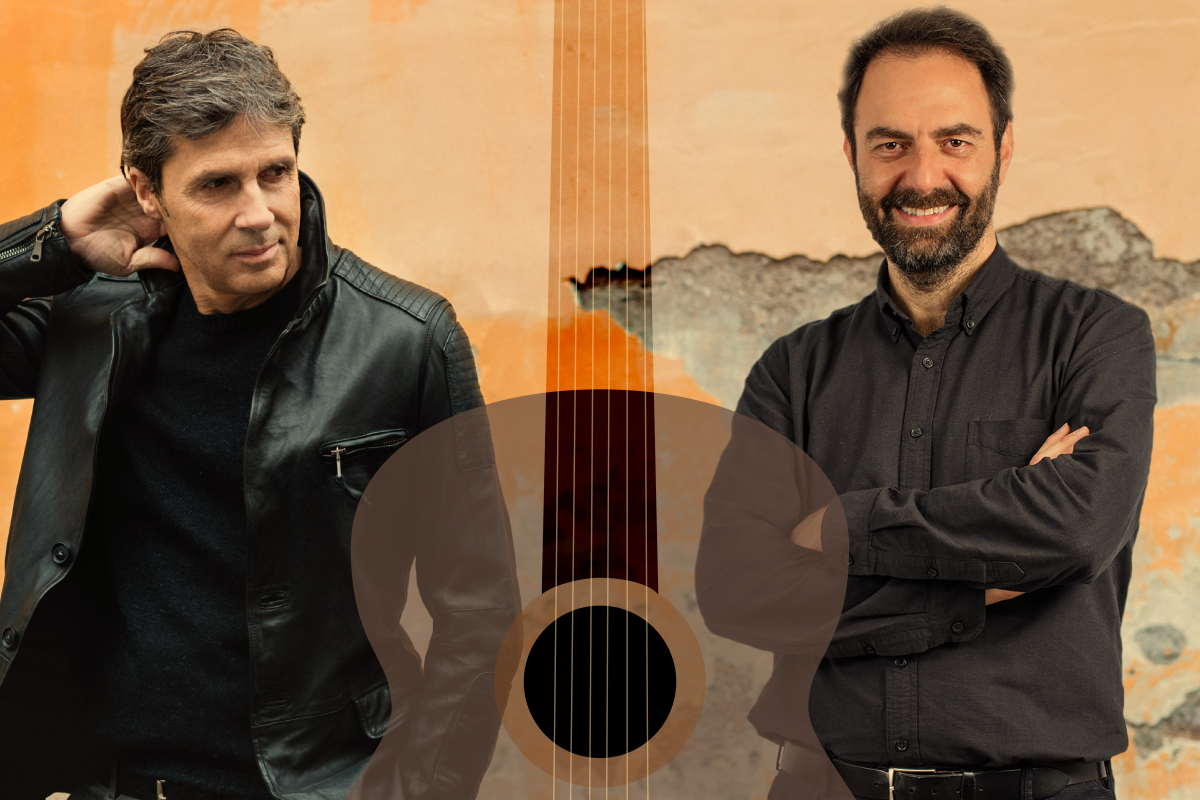 Luca Barbarossa e Neri Marcorè: Una chitarra per Due
