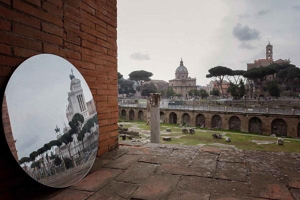 MERCATI DI TRAIANO: Live Museum, Live Change. Storie digitali, mappe interattive e nuove visioni.