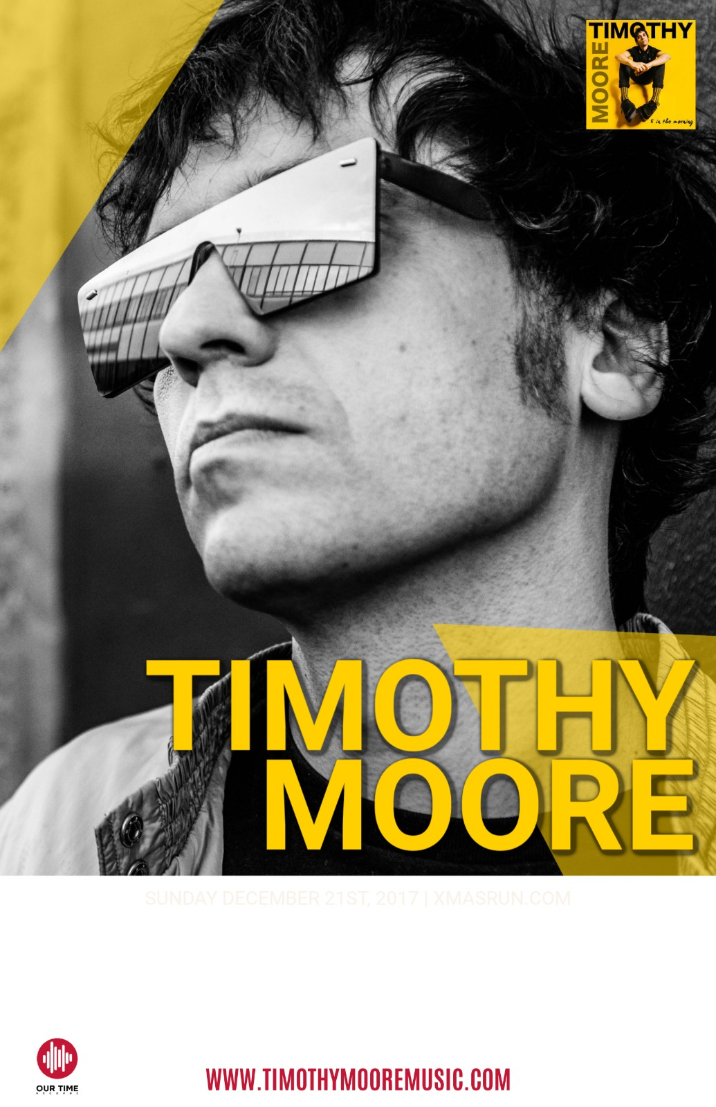 "Timothy Moore, quattro date in Italia con la hit ""5 in the morning"""