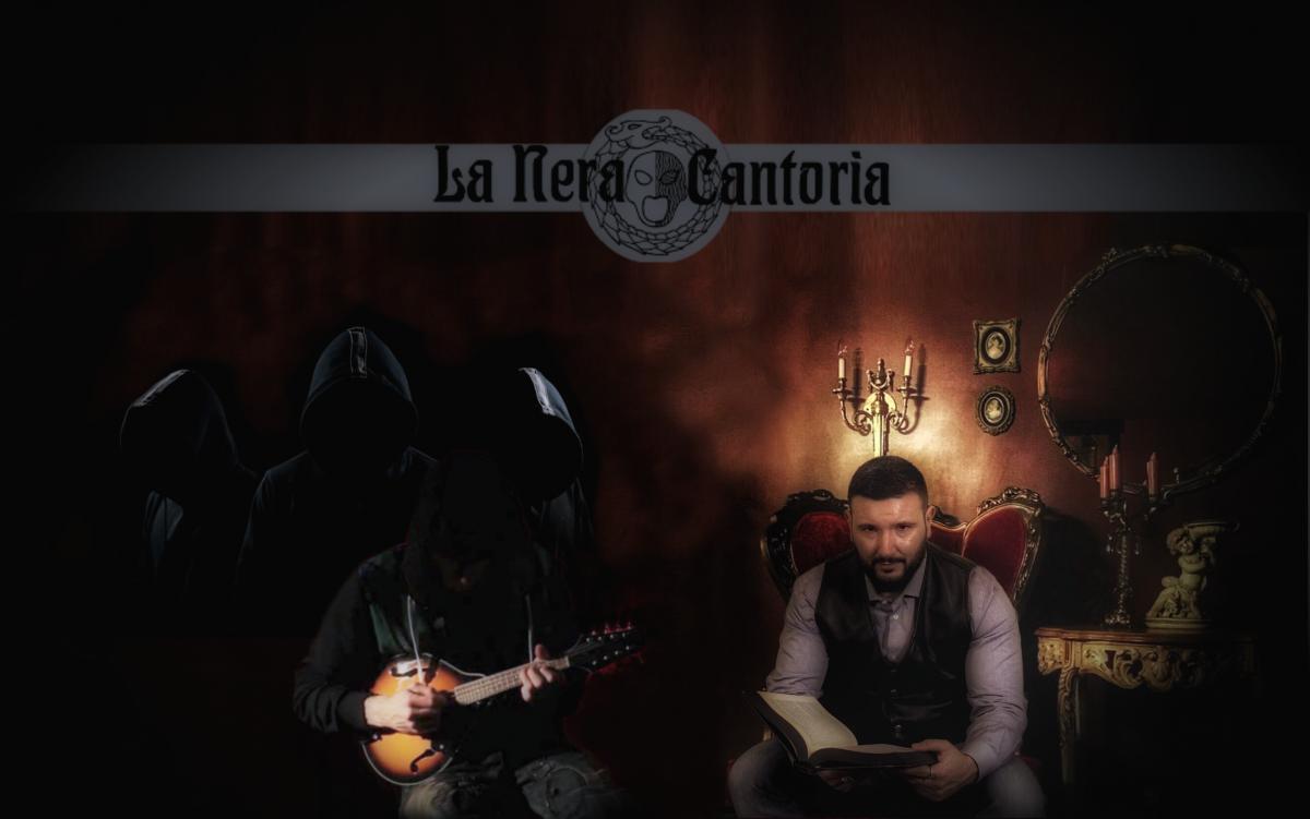"""Fuori Venerdì 20 settembre il Concept album di debutto de La Nera Cantoria, colonna sonora del romanzo di Massimiliano Zorzi """"L'occhio Sinistro Di Dio"""""""