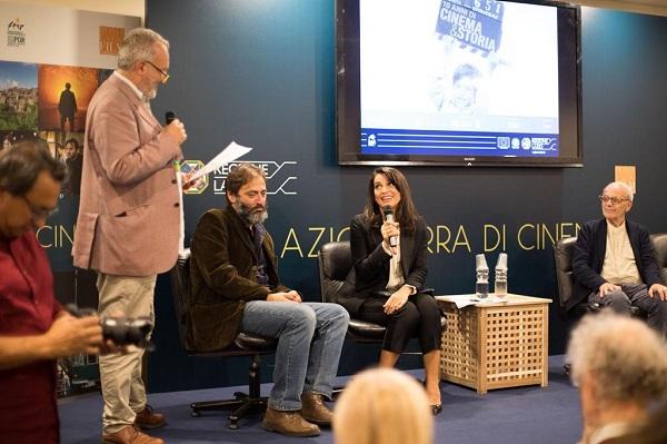 2009 – 2019, 10 anni di Cinema&Storia alla Festa del Cinema di Roma 2019