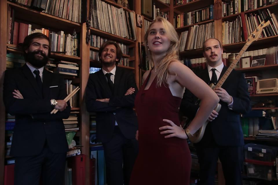 Anna Bielli e i Beat4tet in concerto al Quid di Roma