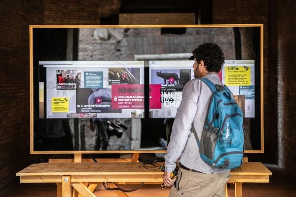 """Ai Mercati di Traiano, LIVE MUSEUM, LIVE CHANGE, lancia una call rivolta agli artisti per """"abitare"""" uno dei musei più visitati della capitale"""
