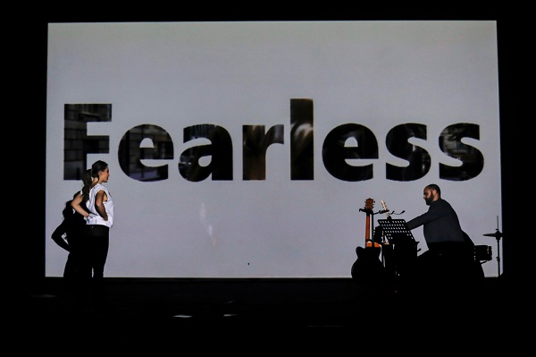 Valdrada Compagnia Teatrale presenta FEARLESS. L'originale Love&Sex Therapy di Chiara Becchimanzi