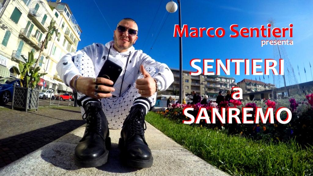 Per i sentieri di Sanremo con Marco Sentieri