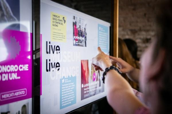 """LIVE MUSEUM, LIVE CHANGE: oltre 140 candidature da tutta Italia per """"abitare""""  i Mercati di Traiano e una nuova call destinata a designer italiani e stranieri"""