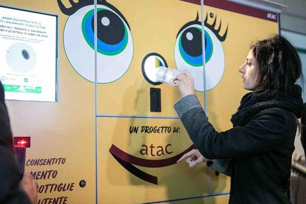 +Ricicli +Viaggi. La campagna ATAC prosegue con un nuovo partner, TicketAppy