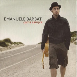 barbati - come sempre - cd cover