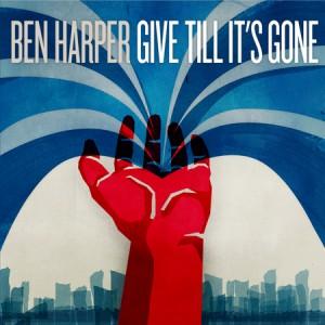 ben harper - give till it's gone - cover album