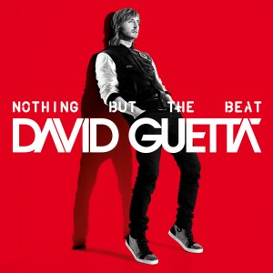 David Guetta cover album Nothing but the beat