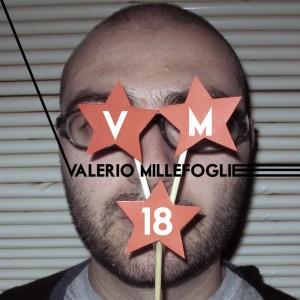 Valerio Millefoglie - VM18 - cover singolo Itunes