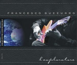 Francesco Buzzurro - l'esploratore - cd cover