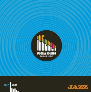 cover cd Sounds from  Puglia jazz